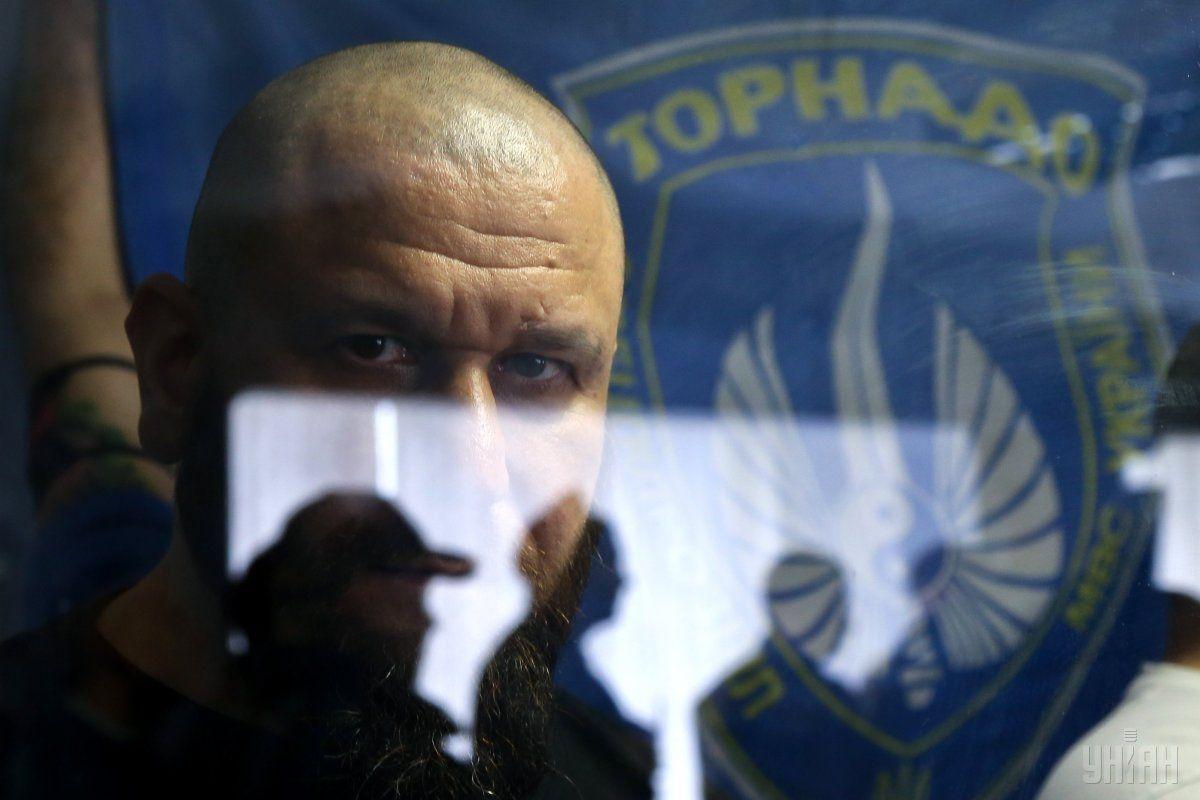 """Двум сотрудникам Киевского СИЗО, содействовавшим преступлениям бывших """"торнадівців"""", объявили о подозрении / УНИАН"""