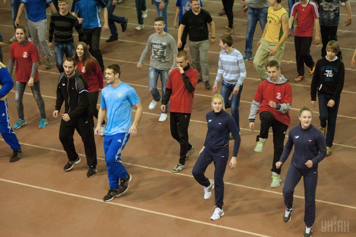 В Украине нет норм допуска к занятию спортом / УНИАН