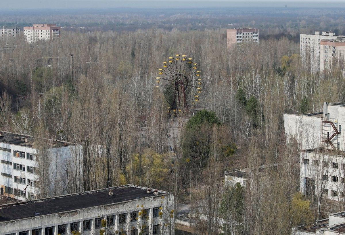 У Чорнобильській зоні погіршення радіаційного стану не спостерігається – Мінекології