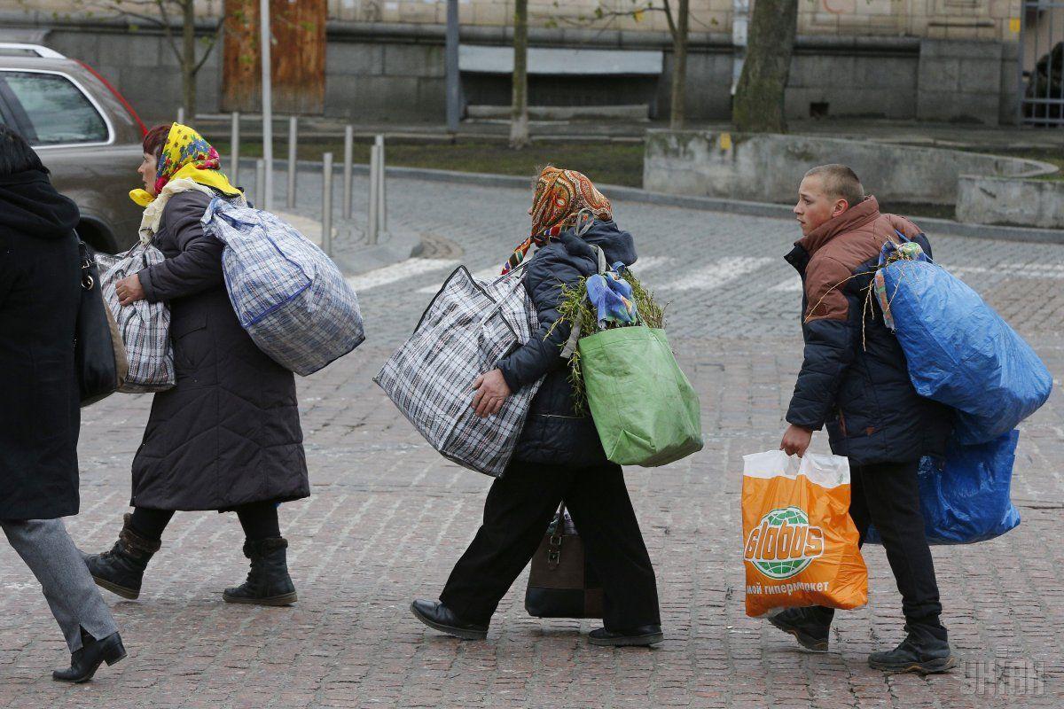 Правительство планирует с 1 октября повысить пенсии / Фото УНИАН