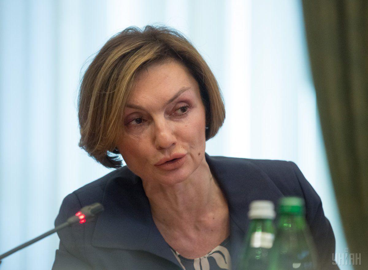 Екатерину Рожкову представили на пост первого замглавы Нацбанка / фото УНИАН