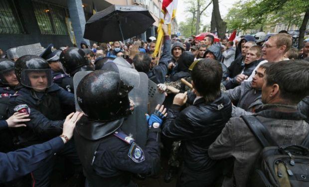 В прокуратуре сообщили, что объявили о подозрении еще двум участникам митингов / фото УНИАН