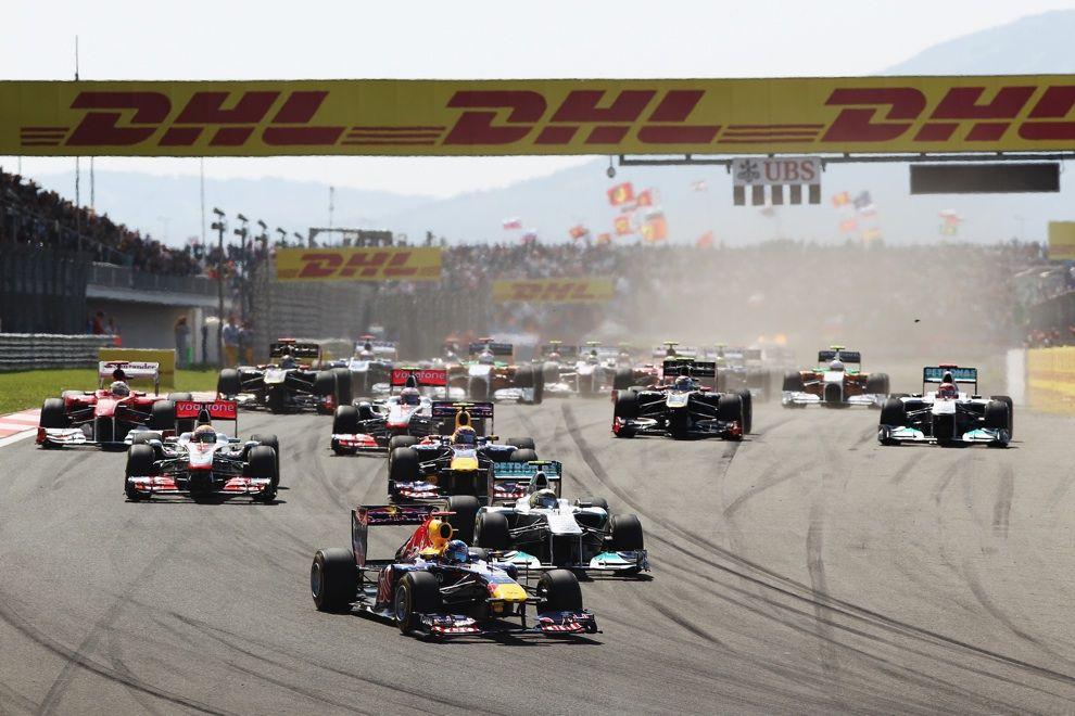 Президент Туреччини і керівник Формули-1 провели