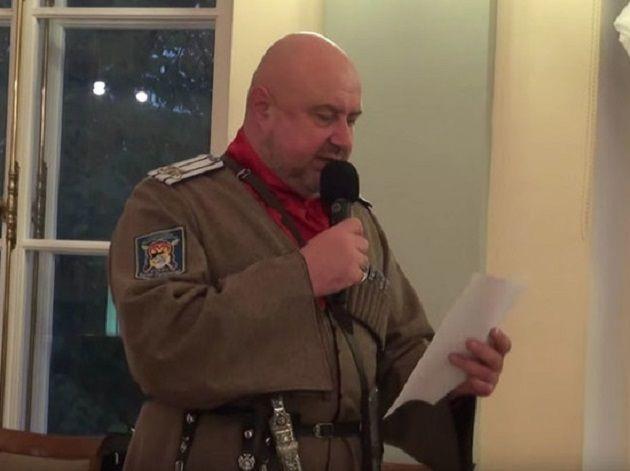 Російські казаки пригрозили Трампу позбавленням звання єсаула