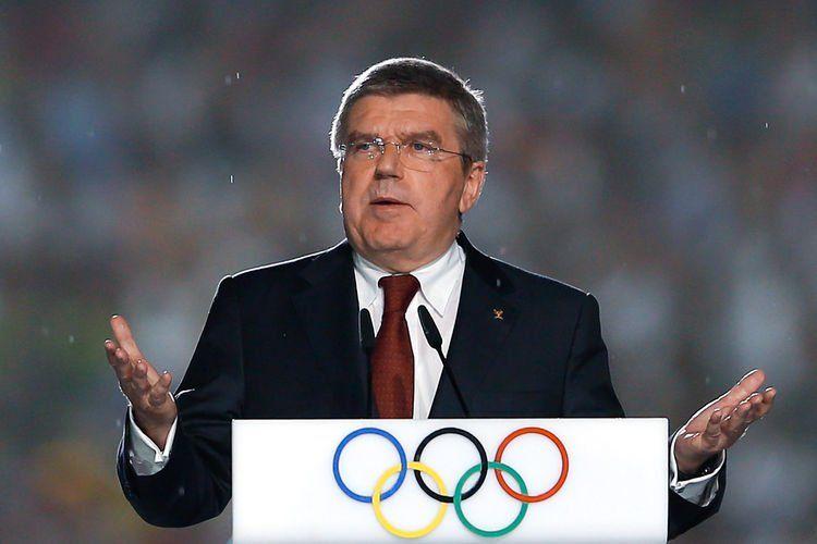 Глава МОК Томас Бах відреагував на вибухи в Дортмунді / ioc.org