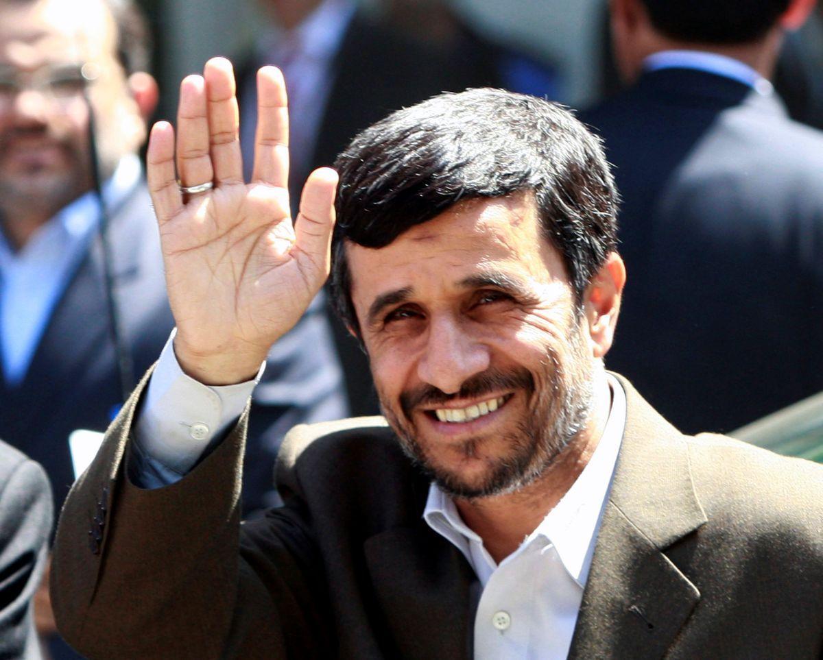 Махмуд Ахмадінежад / REUTERS