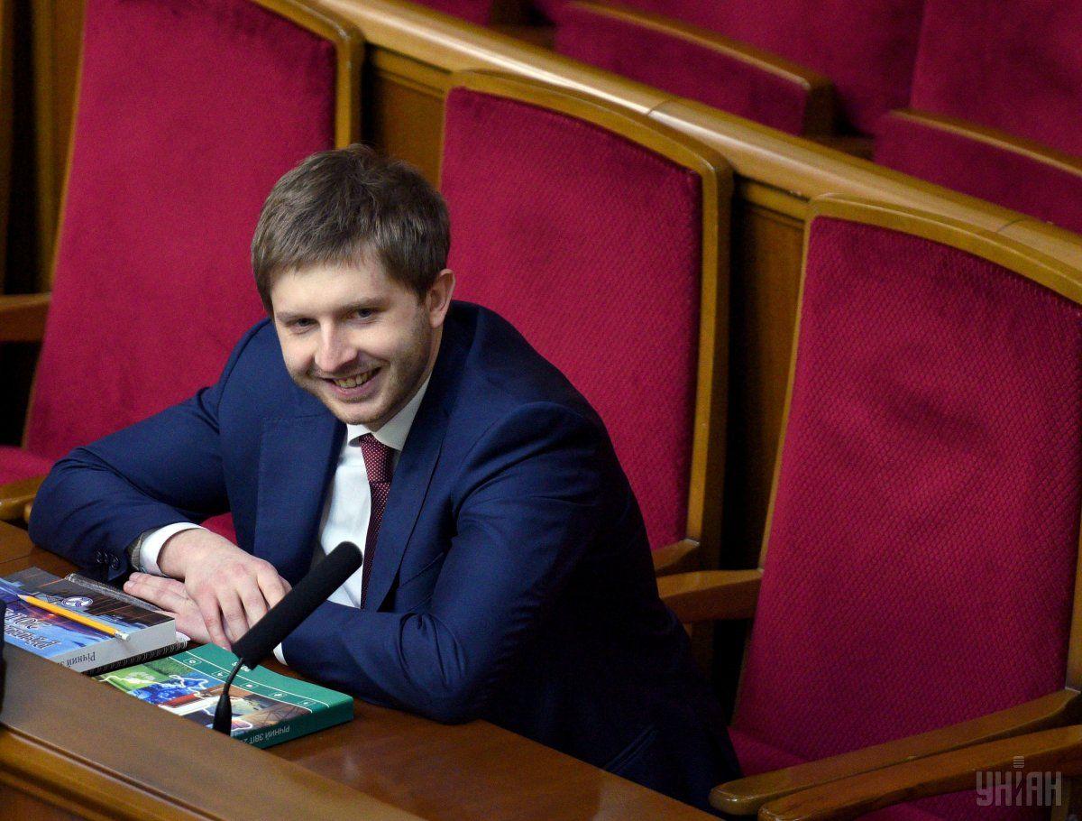 Dmytro Vovk / Photo from UNIAN