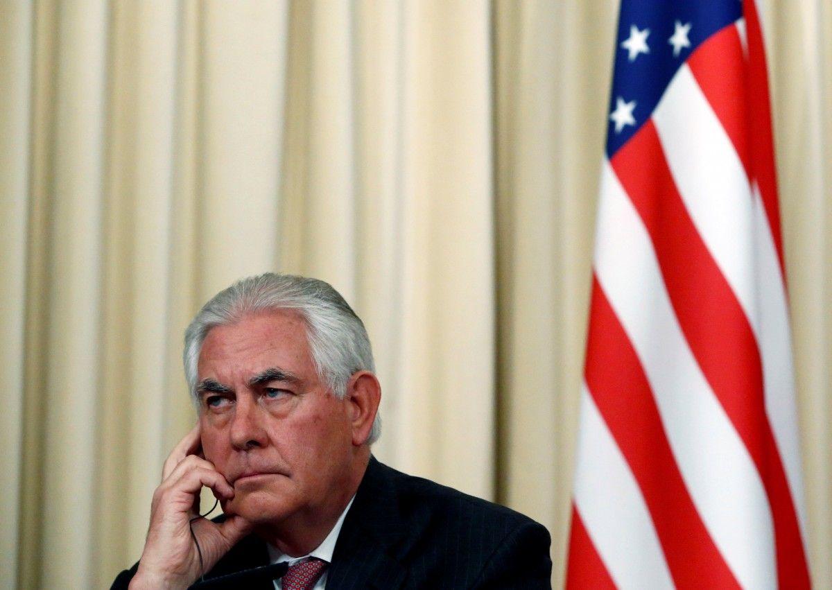 Рекс Тиллерсон / REUTERS