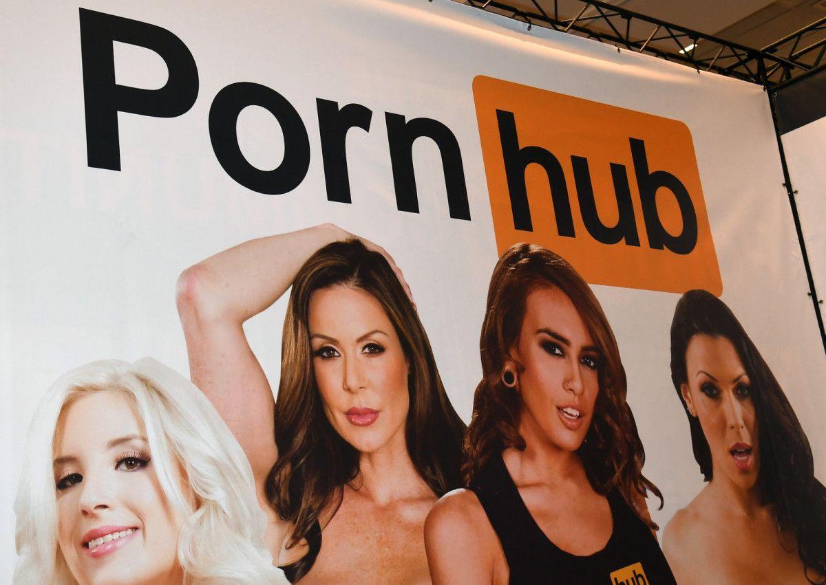 PornHub звинуватили у розміщенні порно без згоди/ tjournal.ru