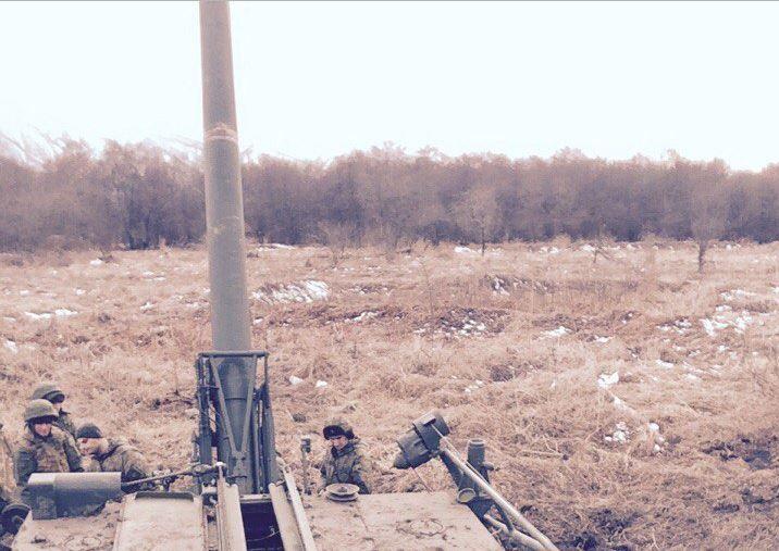 Обстреливавшая Україну 291-я російська артилерійська бригада наїжачилася