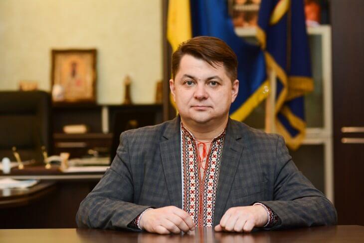Віктор Овчарук / Фото provse.te.ua