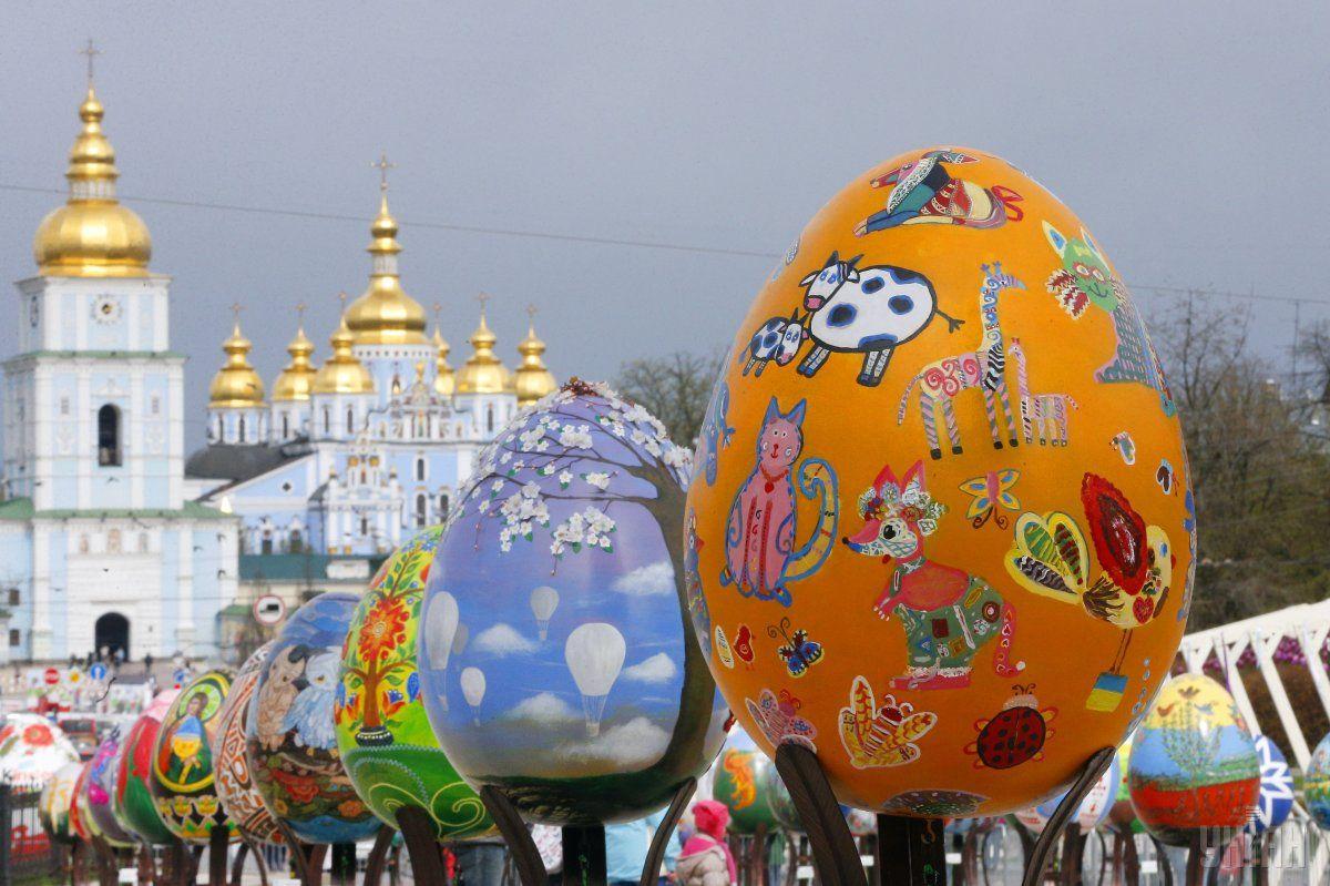 На Великдень в Україні буде прохолодно / УНІАН