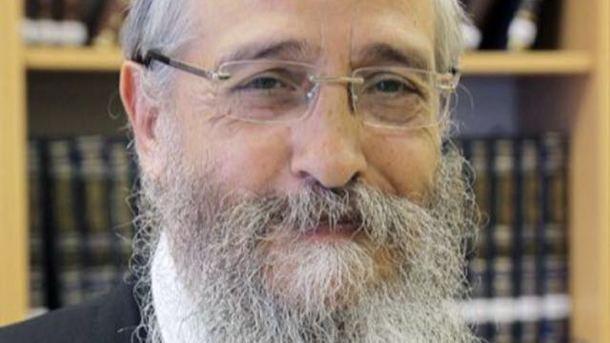 Рабин помер в Ізраїлі / lechaim