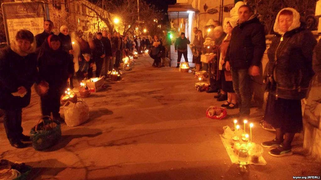Улица Большая Морская в Севастополе / krymr.com