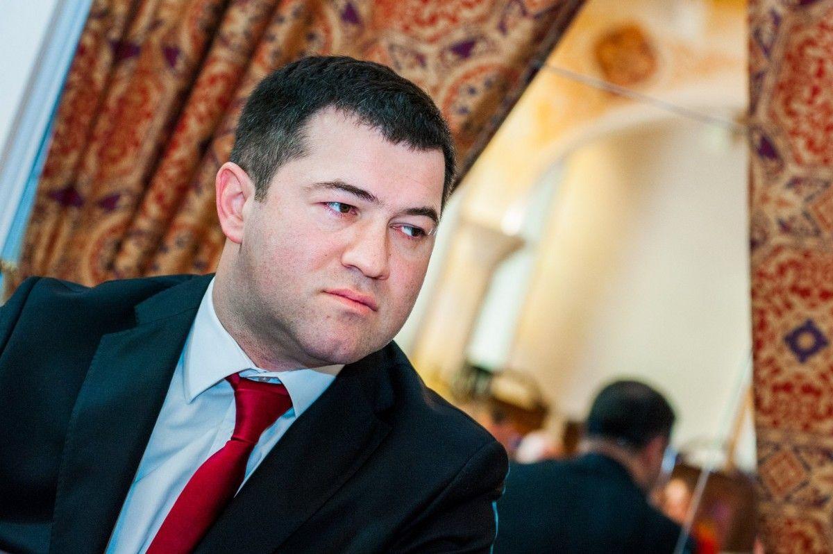 Насірова обрали президентом Федерації дзюдо України / facebook/UkraineJudoFederation
