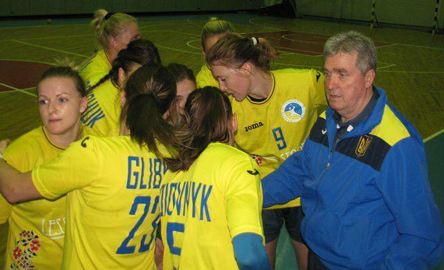 Сборная Украины проиграла Испании в решающем матче Кубка Т урчина / handball.net.ua