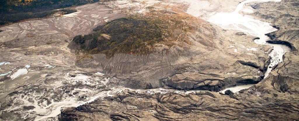Сейчас река Слимс представляет собой узкое озеро, которое пересыхает / sciencealert.com