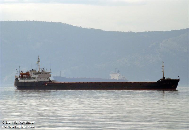 В акватории Черного моря потерпел крушение сухогруз