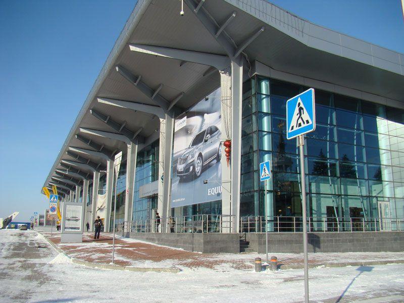 """Аеропорт """"Харків"""" відновив роботу / wing.com.ua"""