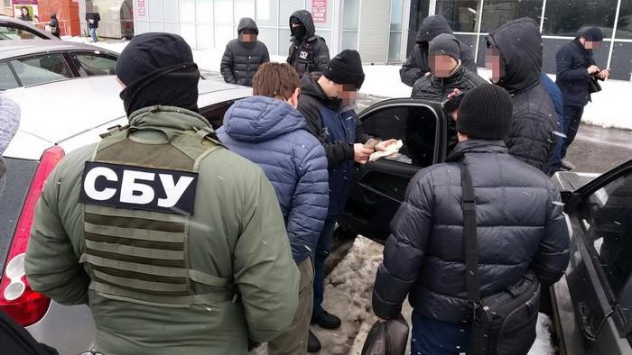 СБУ задержала харьковчанина, завербованного спецслужбами РФ для проведения подрывной деятельности против Украины / фото СБУ