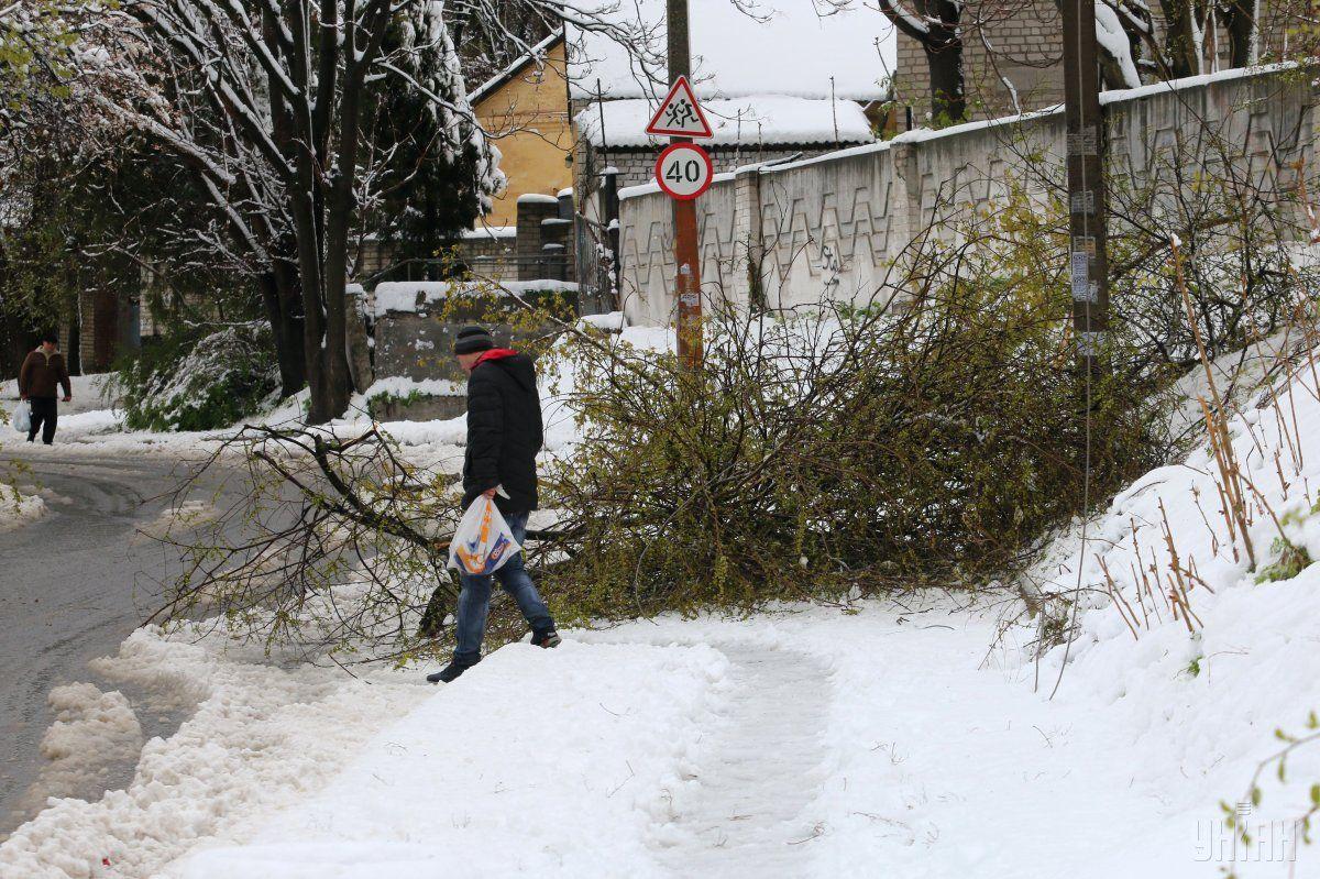 Негода в Україні / УНІАН