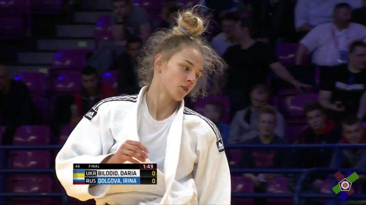 Дарина Білодід / xsport.ua