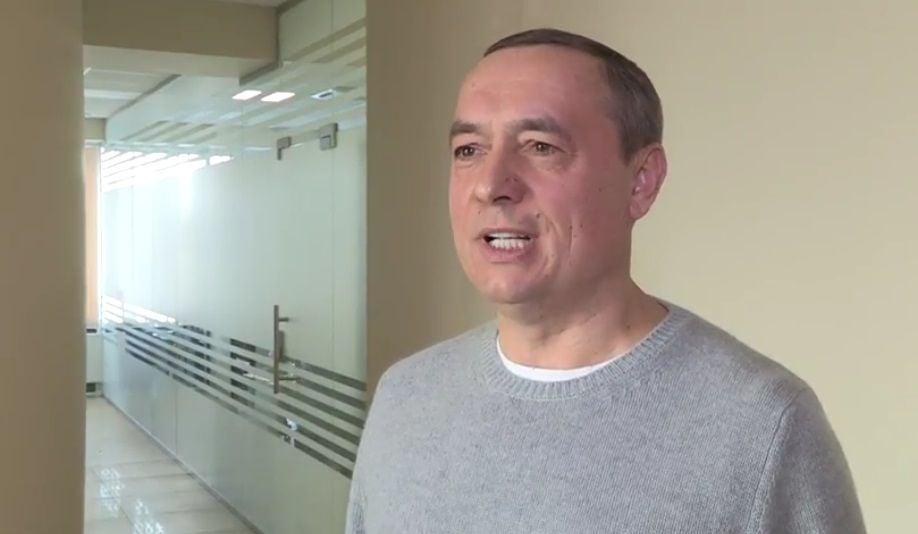 Задержания Мартыненко подтвердил адвокат / скриншот