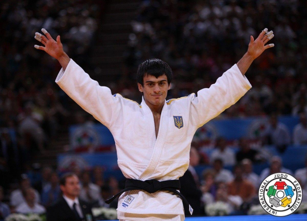 Георгій Зантарая / judo-kyiv.com.ua