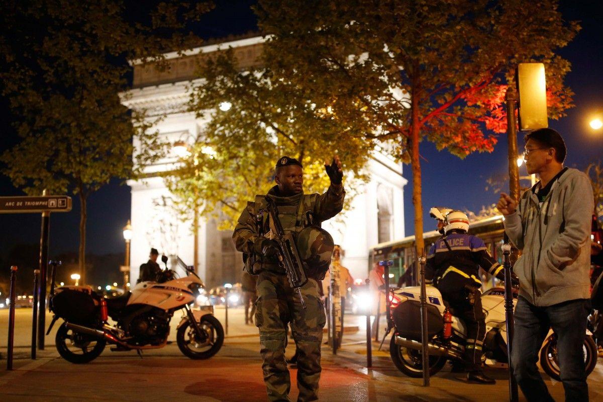 Теракт в Парижі / REUTERS