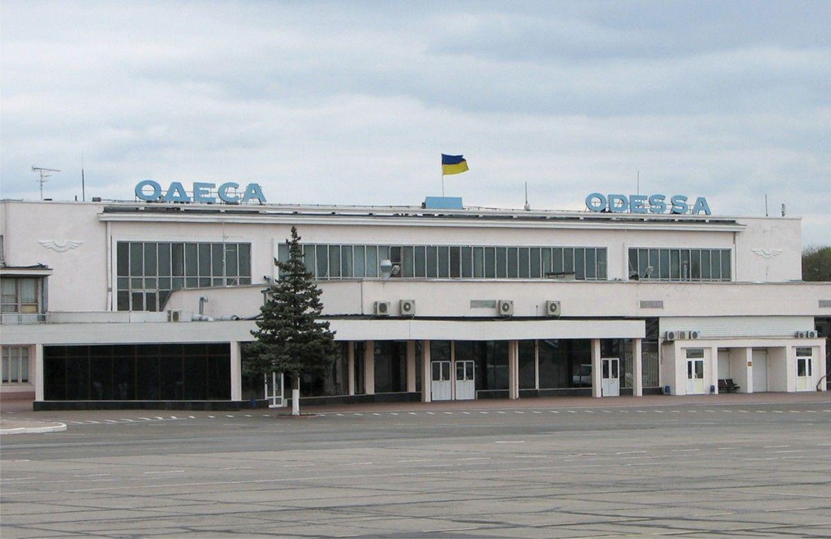 аеропорт Одеса / pushkinska.net
