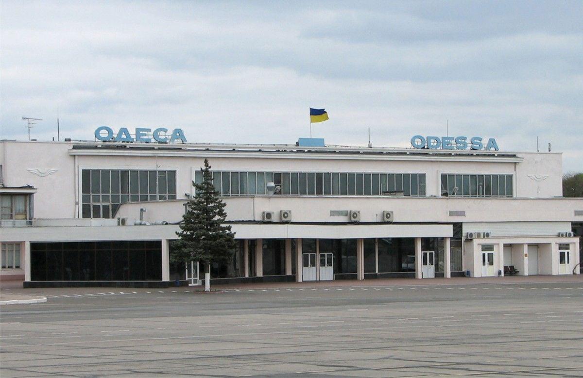 """Реконструкцию аэропорта """"Одесса"""" завершат до конца года/ pushkinska.net"""