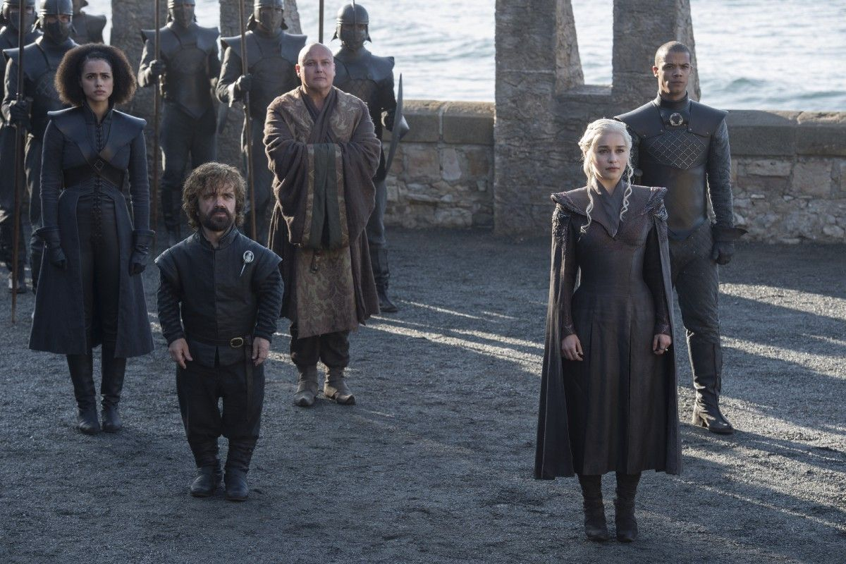 На фото зображені сцени із ключовими героями / фото HBO