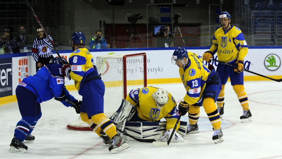 Украинская сборная по хоккею / pribalt.info
