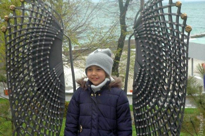Скульптура, изготовленная по принципу ажурной ковки, представляет собой увеличенную копию моллюска / Фото dumskaya.net