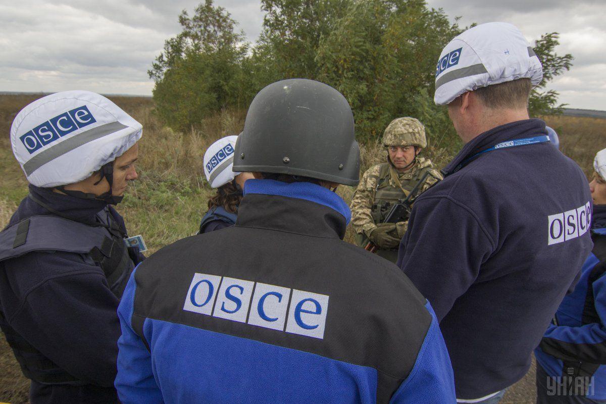 Глава ОБСЕ заменила своего представителя в Украине и ТКГ / Фото УНИАН