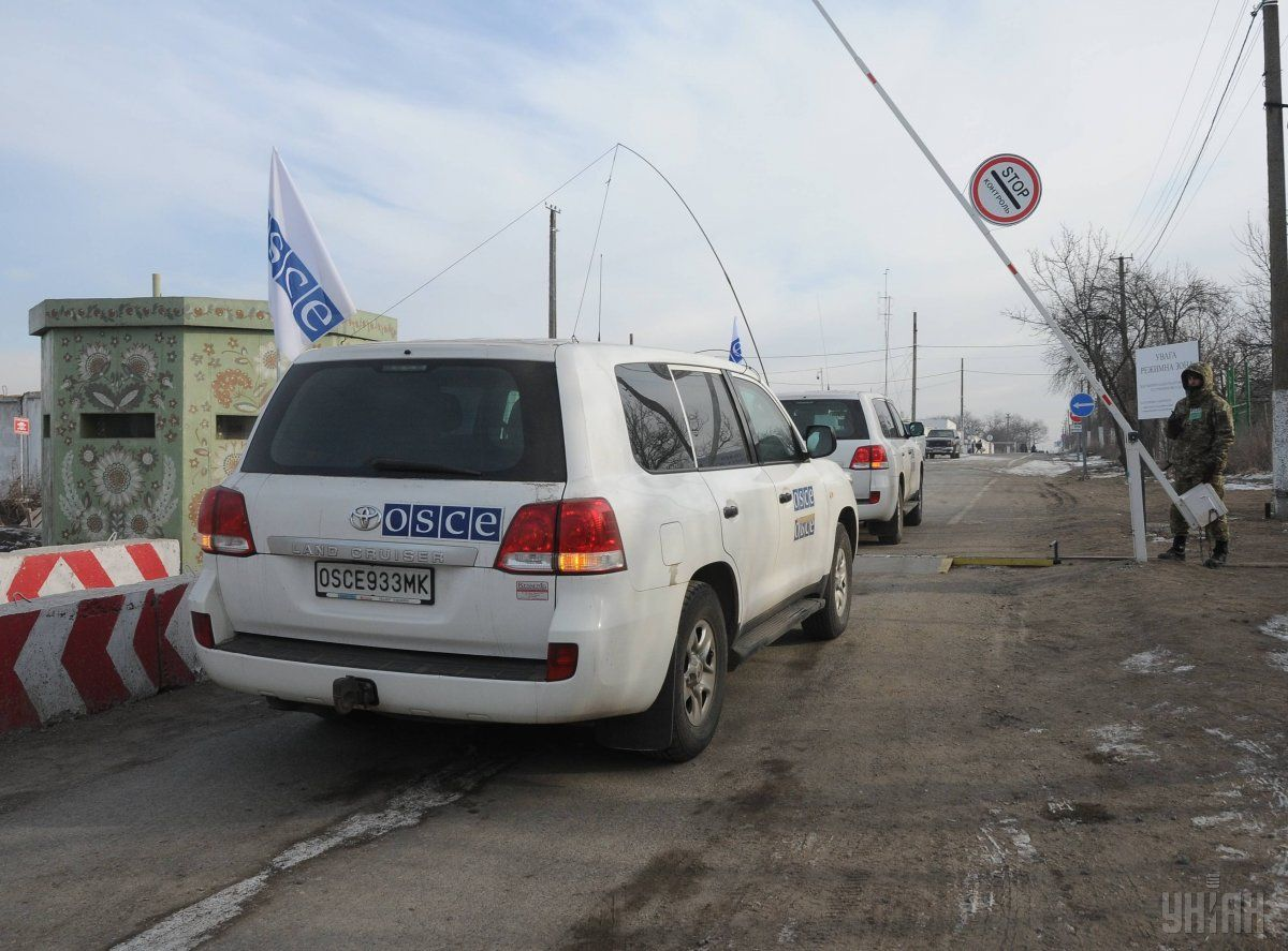 Monitors from the OSCE Special Monitoring Mission to Ukraine confirmed in  their latest status report on Donbas that a total of 216 civilian  casualties had ...