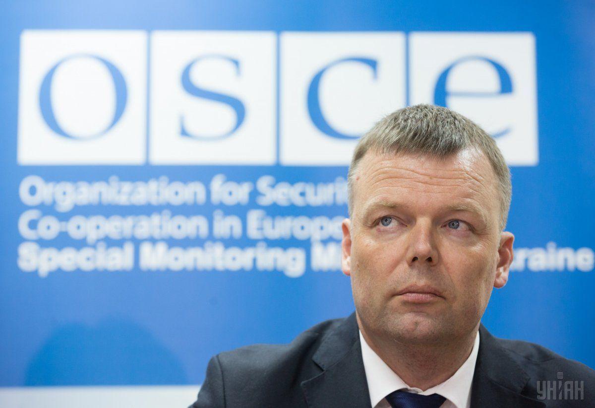 По его словам «ОБСЕ — не карьерная организация» / фото УНИАН