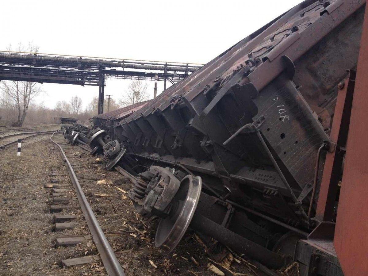 В России в 2012-2013 годах выросло количество ж/д аварий из-за некачественных китайских вагонокомлектов / nk-tv.net