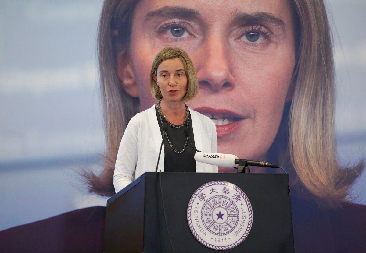 Фредеріка Могеріні / REUTERS