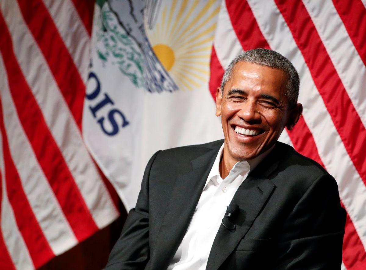 Ранее вышли две книги Обамы \ фото REUTERS