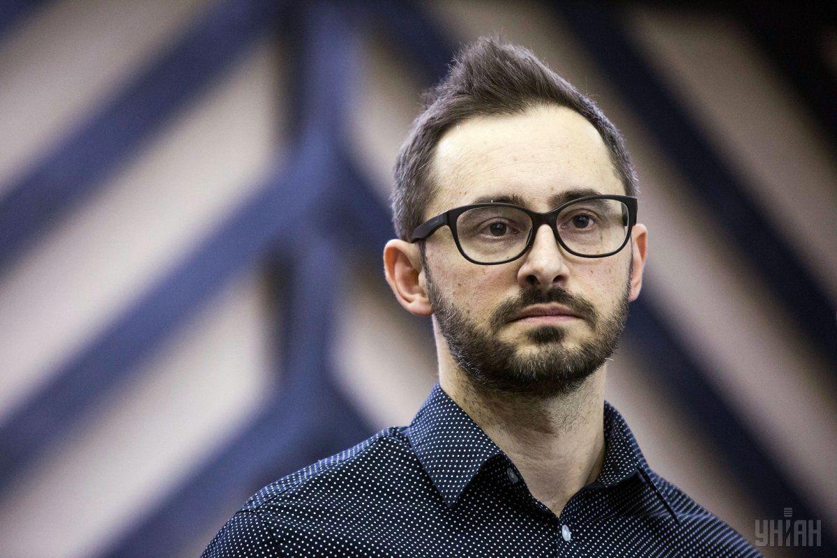 Гудимов считает, что, в определенной степени, национальные творческие союзы могут помогать продвижению молодежи / Фото УНИАН