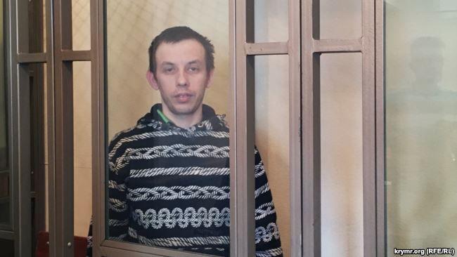 Зейтуллаев начал очередную голодовку в знак протеста против вынесенного ему приговора \ Крим.Реалії