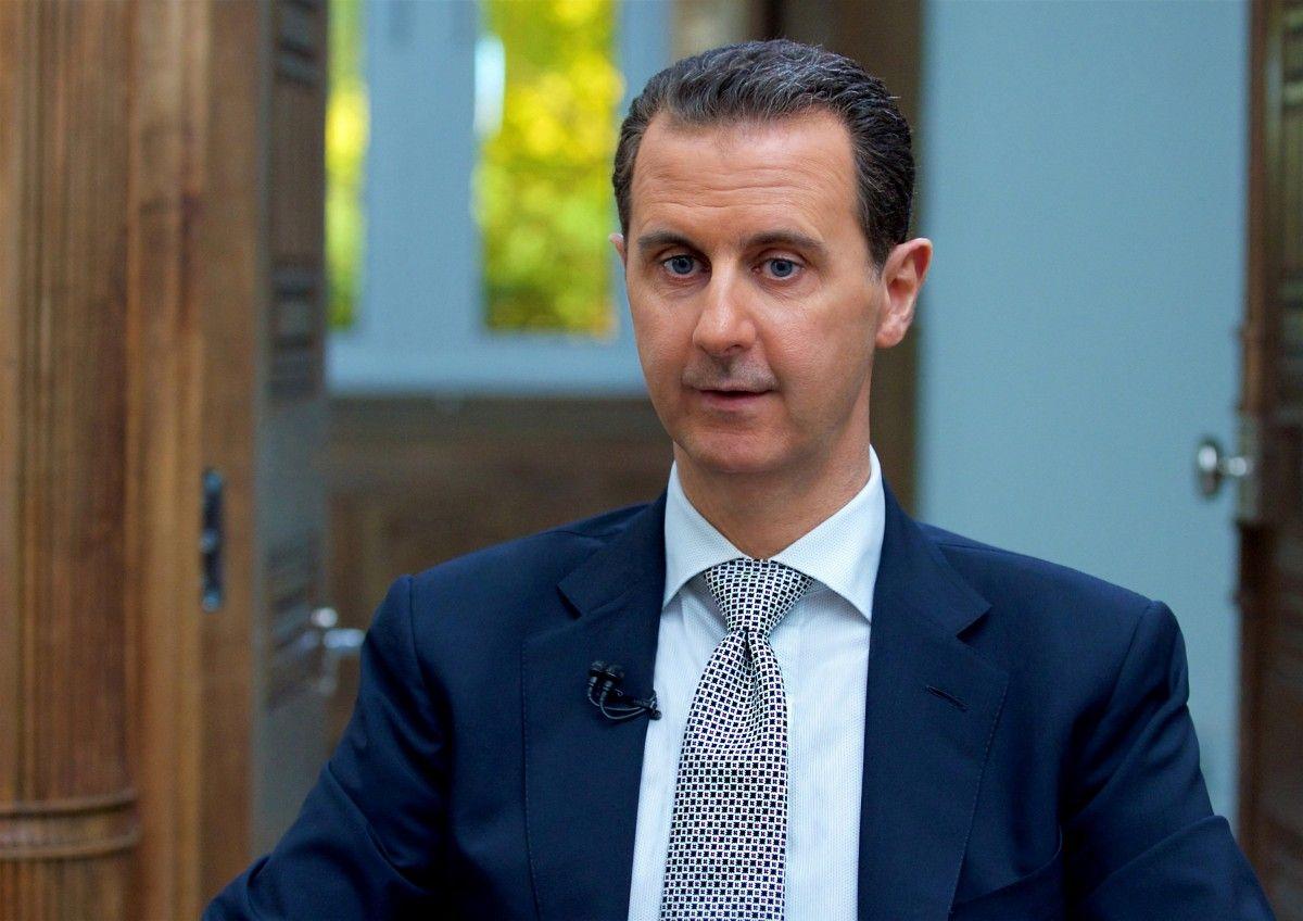 Башар Асад / REUTERS