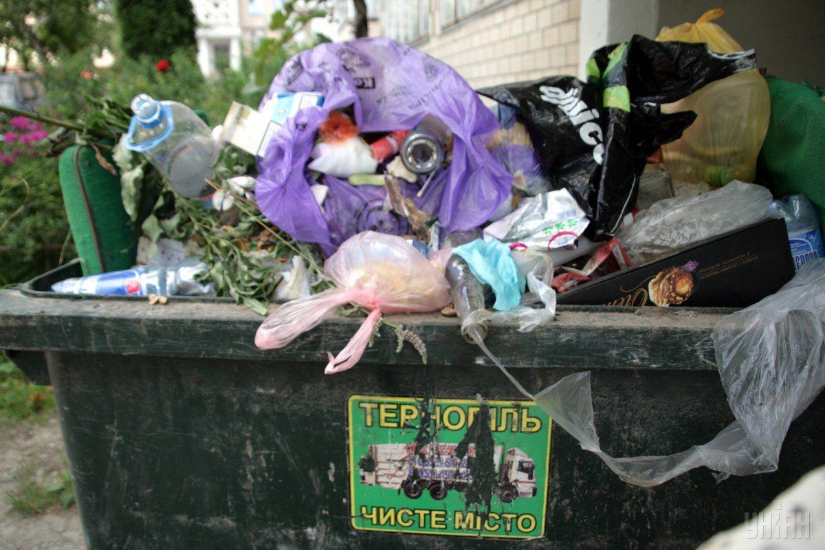 На Тернопільщині хочуть створити сміттєсортувальні лінії / Фото УНІАН