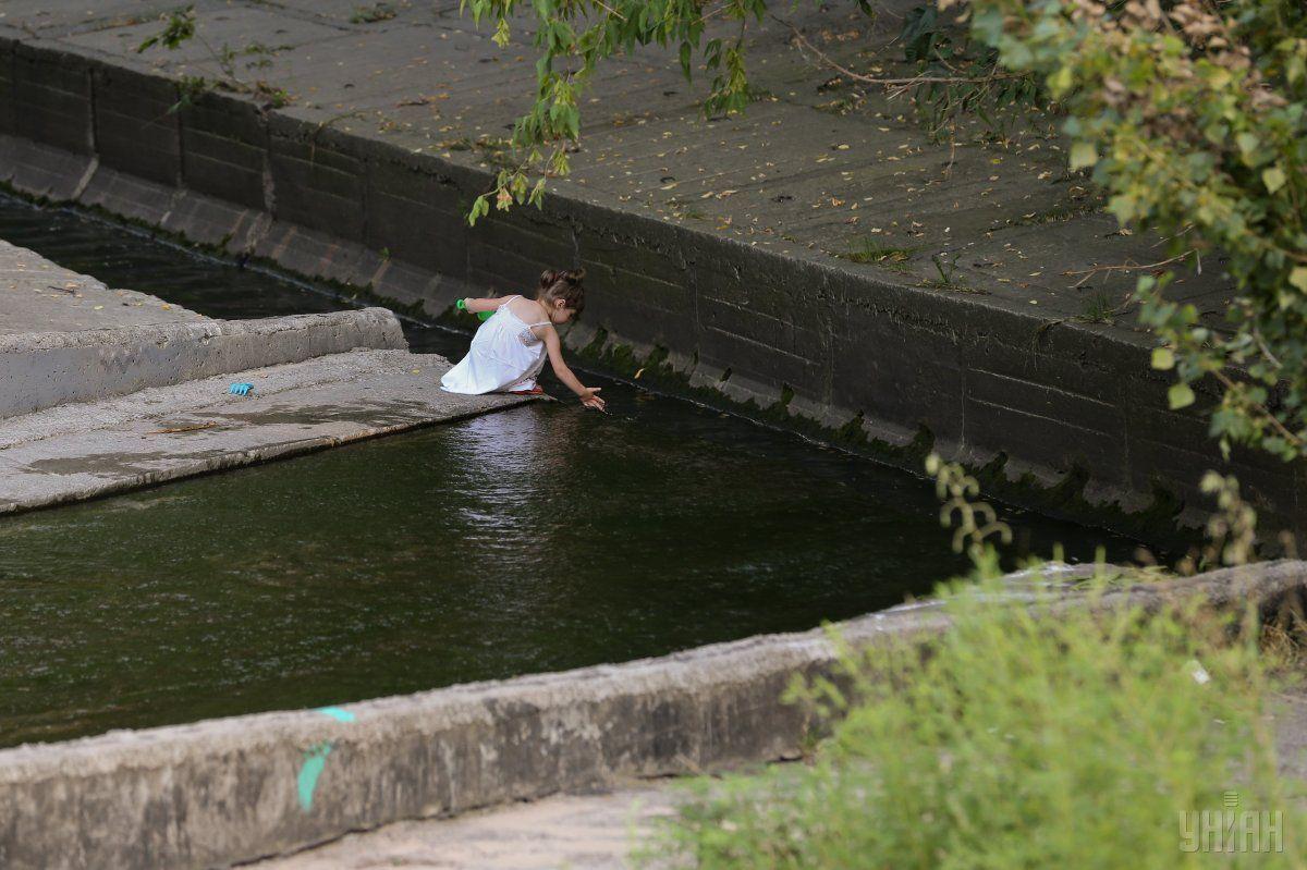 З початку літа зафіксовано дуже багато трагічних випадків з дітьми на воді \ УНІАН
