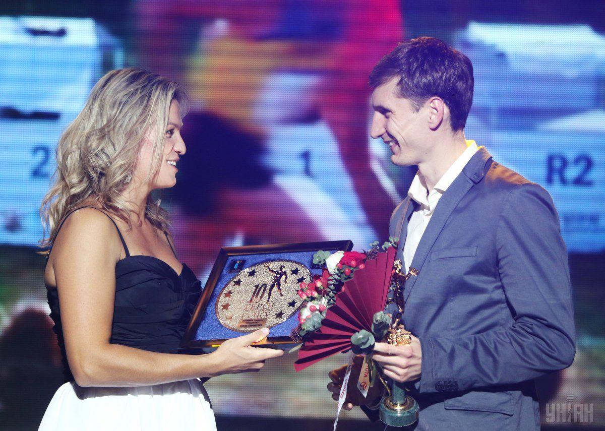 Тимощенко: Я всегда настроен на результат, к соревнованиям подхожу ответственно / Фото УНИАН