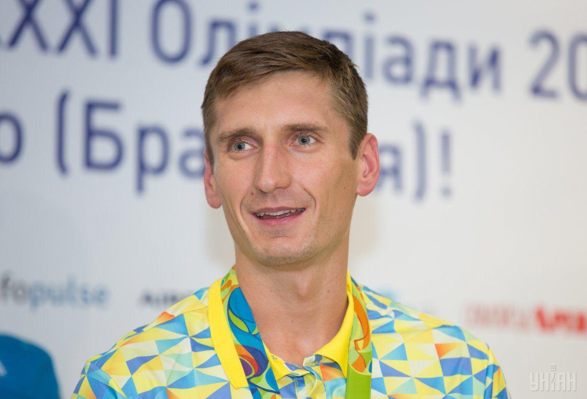 Тимощенко вошел в круг элитных спортсменов в своем виде спорта еще до начала Игр в Рио / Фото УНИАН