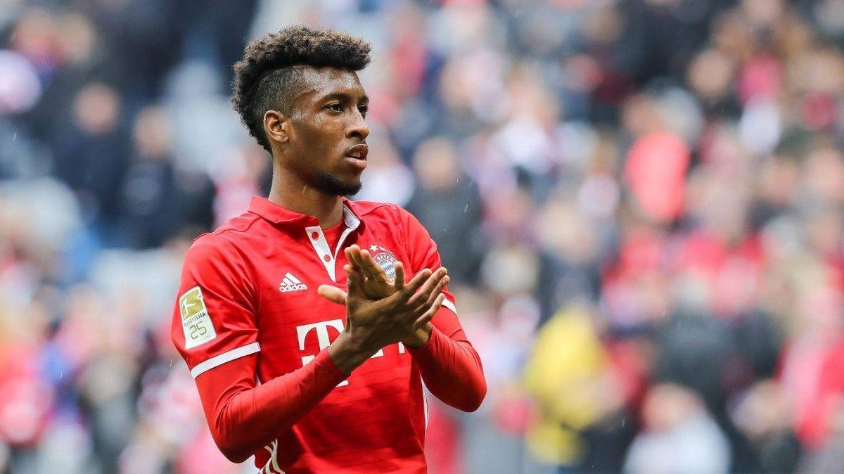"""Согласно новому контракту Коман проведет в """"Баварии"""" еще три сезона / fcbayern.com"""
