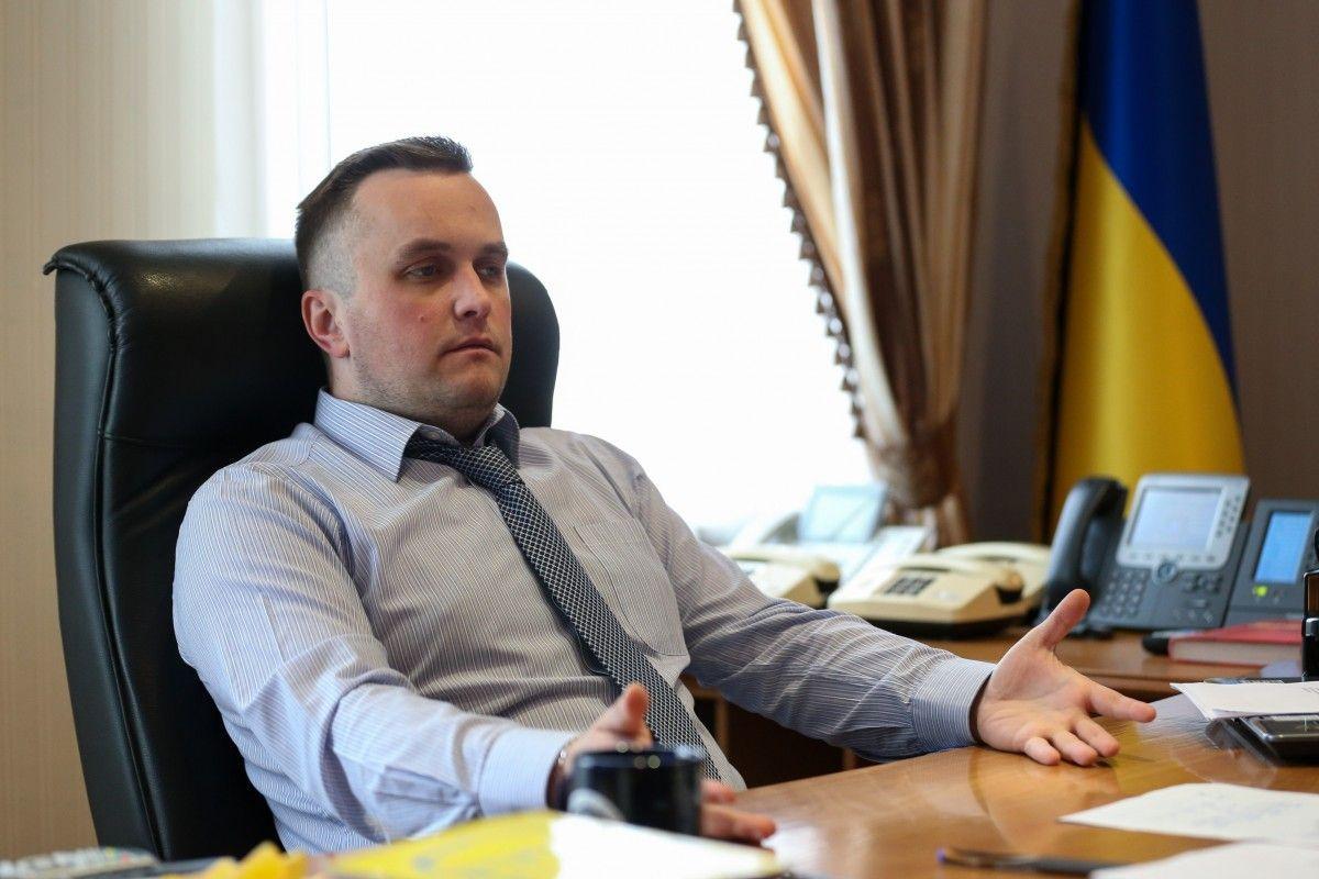 Холодницький пояснив, чому в Україні потрібен антикорупційний суд / Фото УНИАН