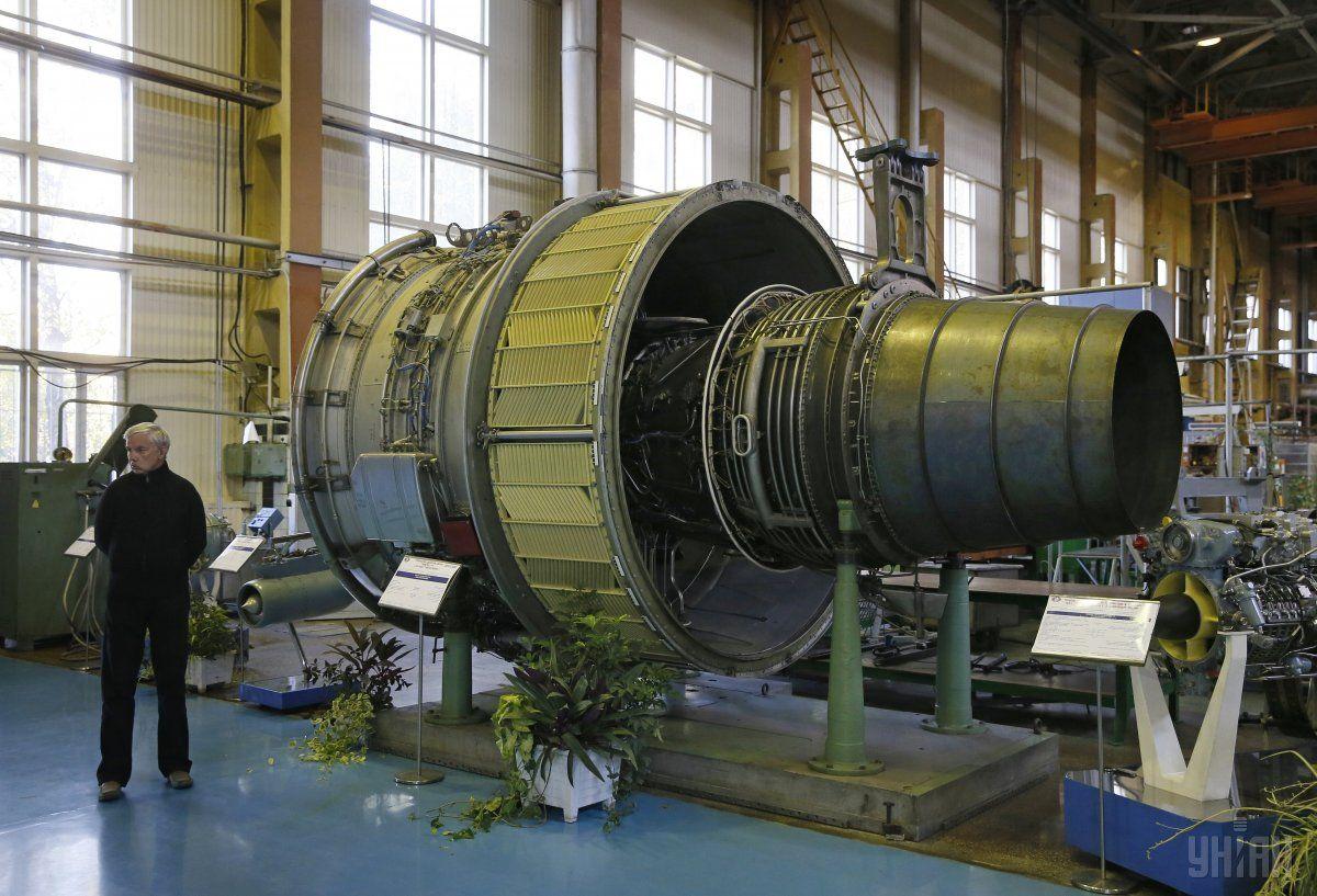 У Китаї будуть собырать аавиадвигатели за українськими технологіями / фото УНІАН
